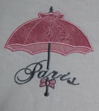détail parapluie