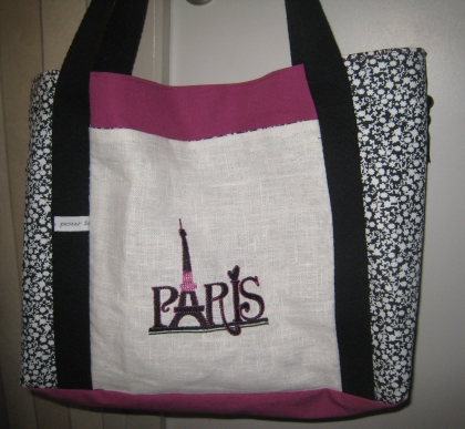 sac face paris