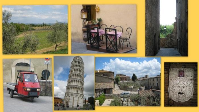 Toscane 1 avril 2015