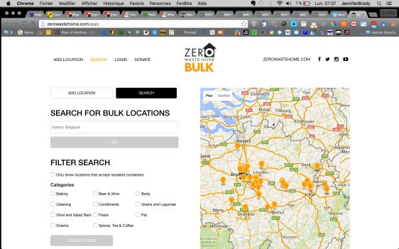 Web app ZWH