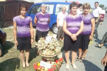 Udział Brodzicy w Dożynkach Gminno-Parafialnych w Świerszczowie 2015