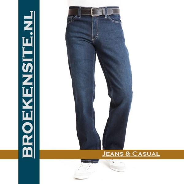 Mustang Big Sur dark used M 3169 5126 580 Broekensite jeans casual