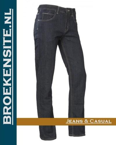 Brams Paris Danny blue black denim BP 1.3345-C94 Broekensite jeans casual