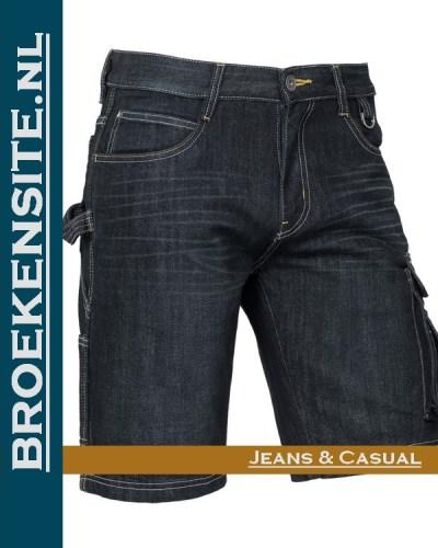 Brams Paris Ruben Sand blast dark denim BP 4.359-A82 Broekensite jeans casual