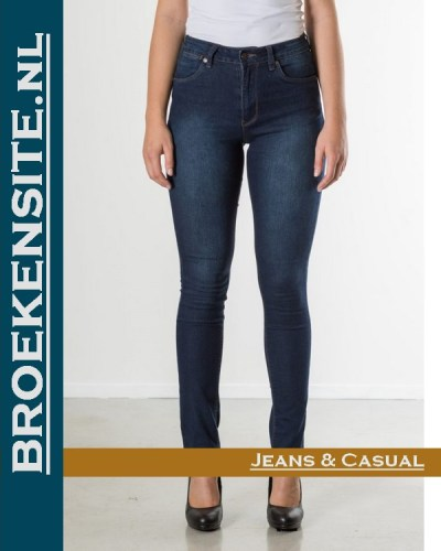 New Star New Orlean stretch dark used NS 999-NEW-ORLEAN-DNM-23-6 Broekensite jeans casual