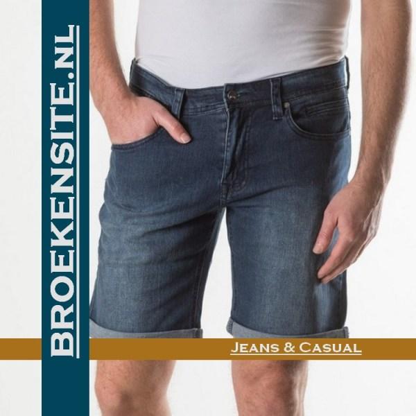 New Star JV Short burmuda stone NS - 0204-JV-SHORT-DNM-23-14 Broekensite jeans casual