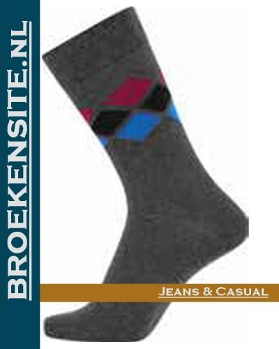 JBS Sokken grijs met wiebertjes JBS 2000 8100 2181 Broekensite