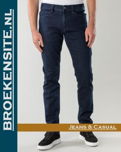 New Star Recycle Slim fit stretch denim dark wash NS-777-MEN-RECYCLE-23-62 ECO BIO Broekensite jeans casual