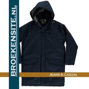 Mustang Daniel CCP parka voorkant Broekensite.nl Broekensite jeans en casual