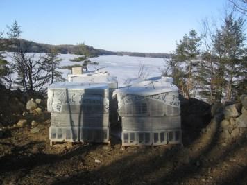Mill Lake Cottage Ready to Break Ground