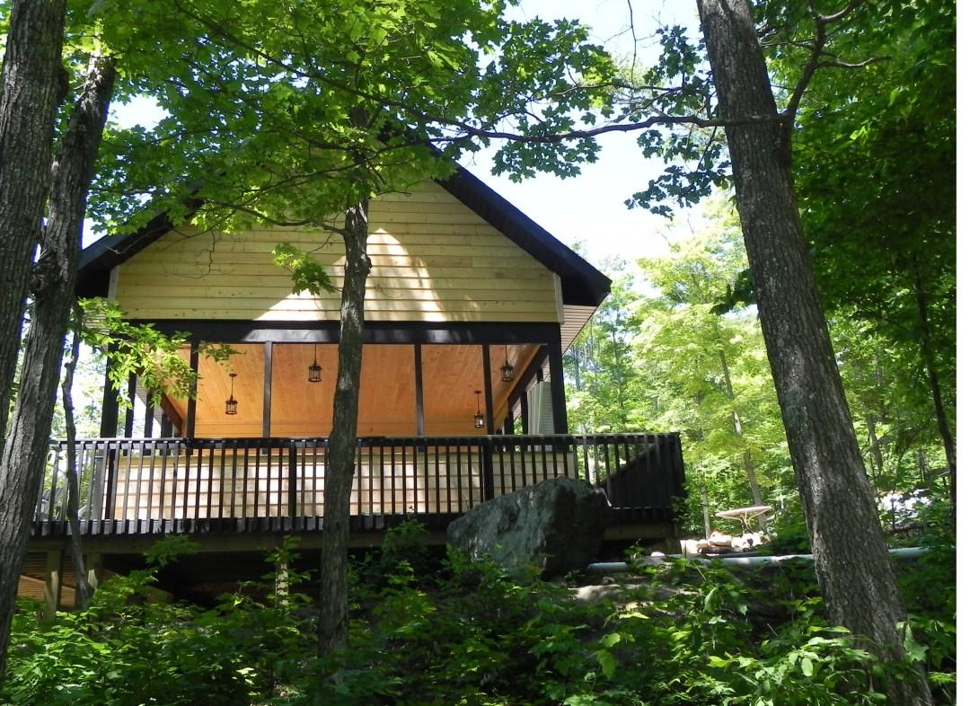 McDougall Cottage Banner