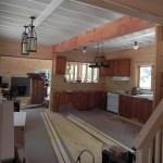 McDougall Cottage Kitchen