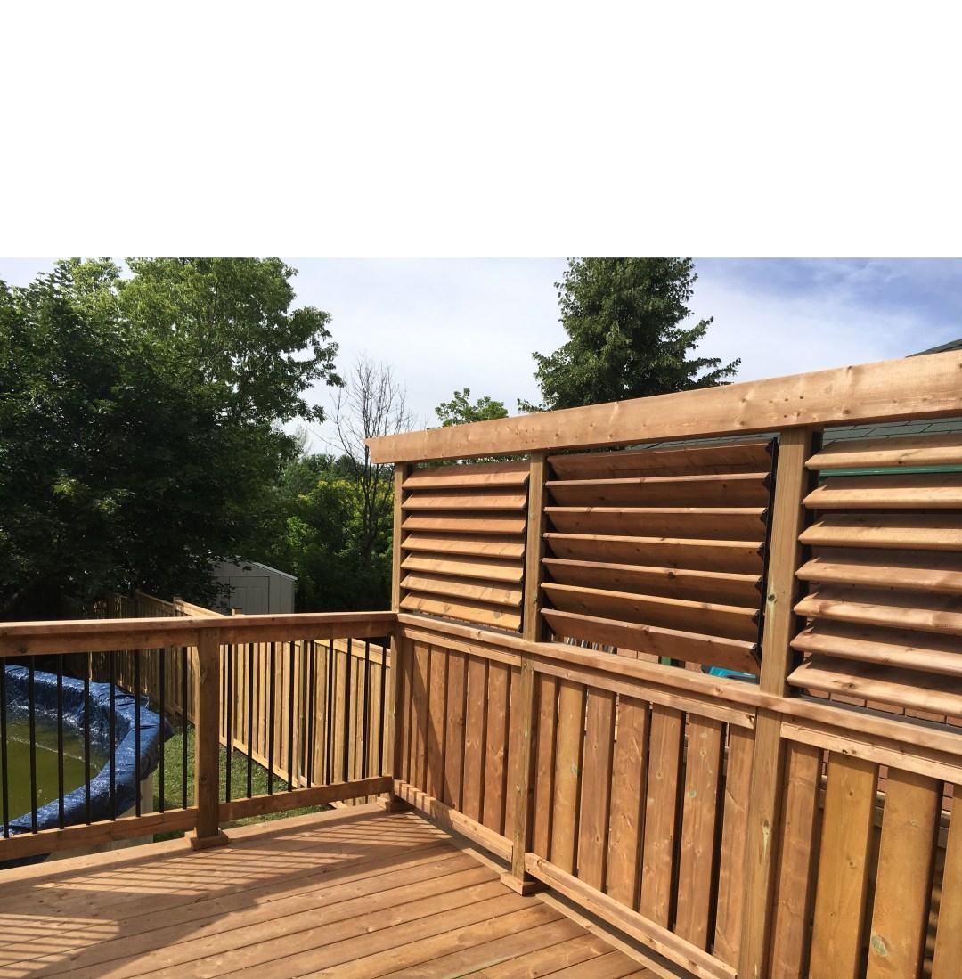Keswick Pool Deck #2 - Cover