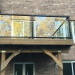 Sutton Deck - After Construction Front View