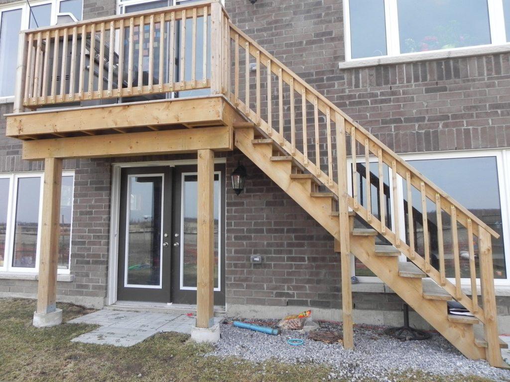 Keswick Deck 4 - Before Construction Close Up