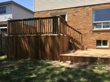 Bradford Deck 2 - After Construction Upper Tier