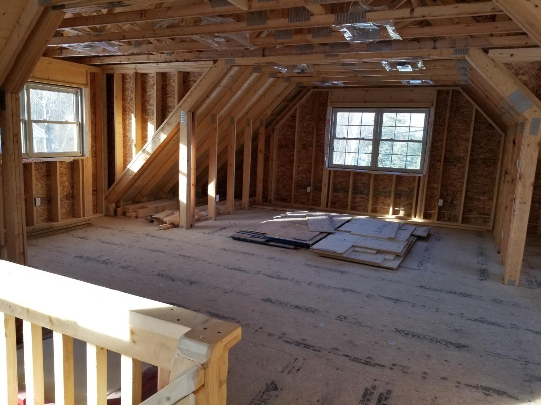 Manitou Garage - After Construction Upper Floor