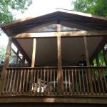 Bracebridge Porch - After Construction Front