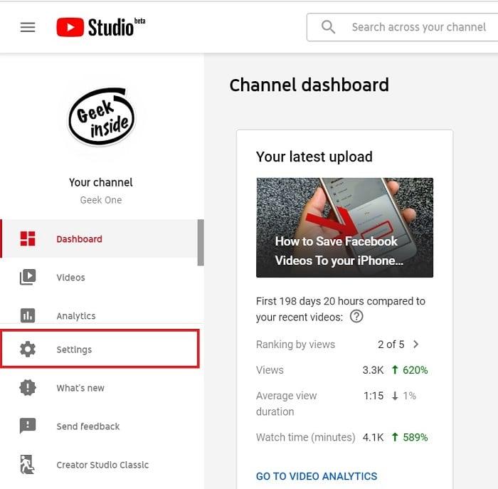 Branding Watermark Youtube