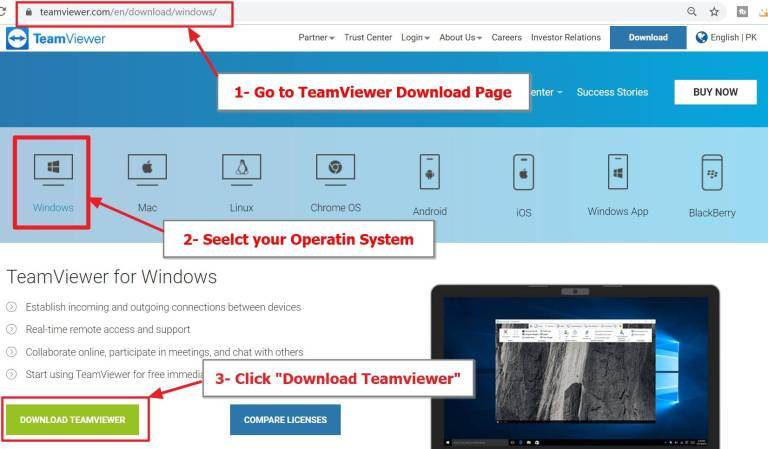 Teamviewer Unattended Access