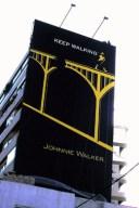Figure 2: Johnnie Walker's post-war ad campaign