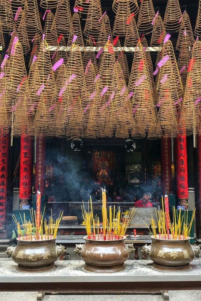 Then Hau Temple Ho Chi Minh City HCMC Vietnam