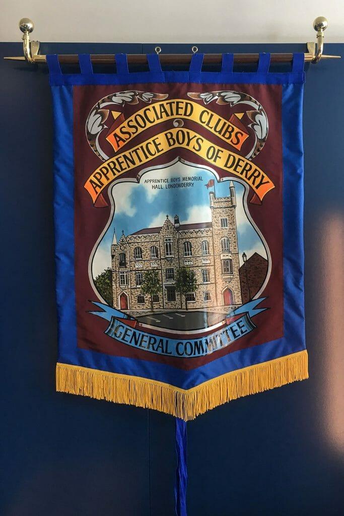 Siege Museum Apprentice Boys Derry Northern Ireland Ulster Londonderry