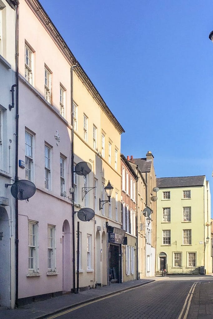 Derry Northern Ireland Ulster Londonderry