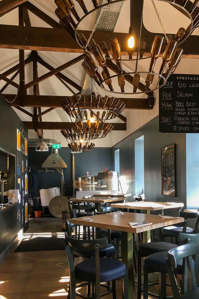 Foodie Walled City Brewery Restaurant Derry Londonderry Northern Ireland