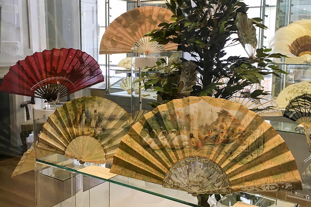 london greenwich fan museum