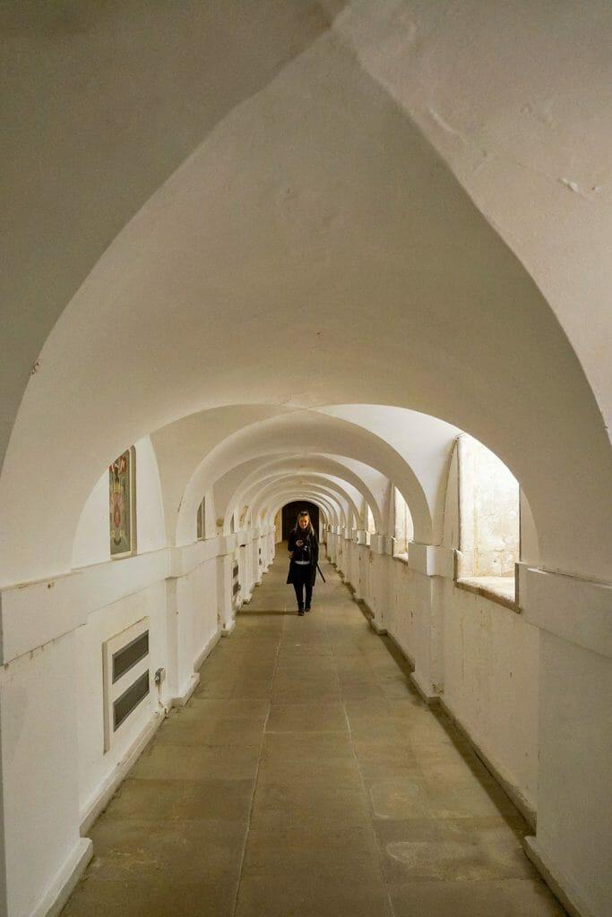 london greenwich naval college tunnel