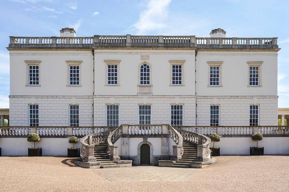 london greenwich queen's house