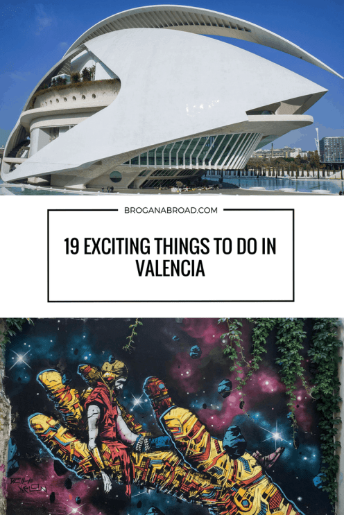 19 Exciting Things to do in Valencia 2