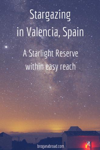 Stargazing in Valencia 3