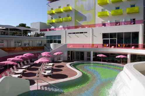 Semiramis Boutique Hotel Athens Pool