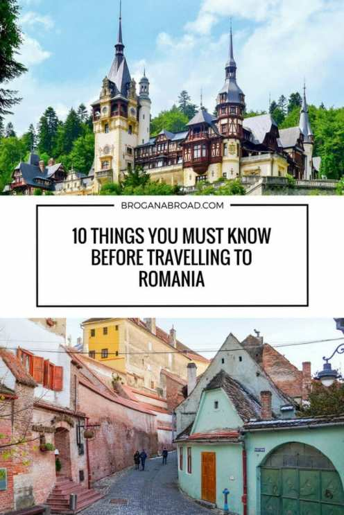 Romania is one of the most underrated countries in Europe, which means it's still unspoilt by tourism. If you are thinking of visiting, here are some important things that you should know before travelling to Romania – things that will make you want to visit even more! #Romania #Europe #EasternEurope