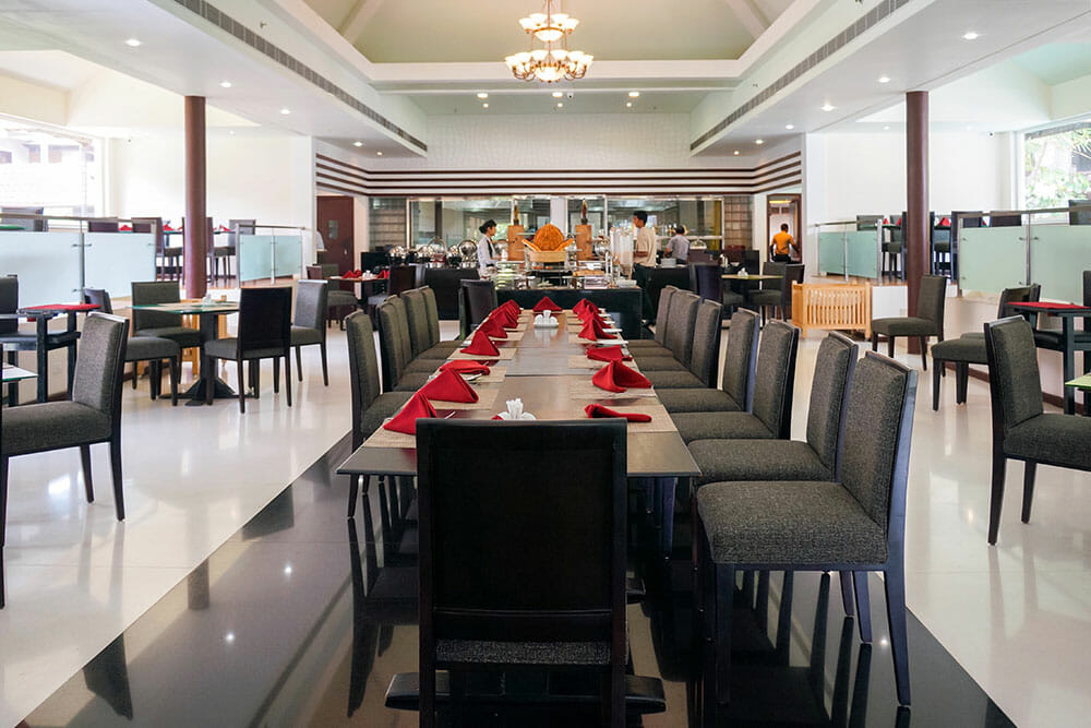 Ramada Cochin Resort Fennel Restaurant Kerala India