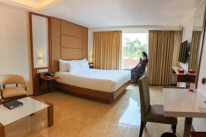 Ramada Cochin Resort Junior Suite Kerala