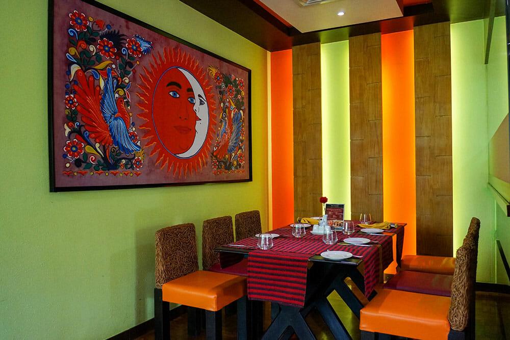 Ramada Cochin Resort Mexicana Restaurant Kerala