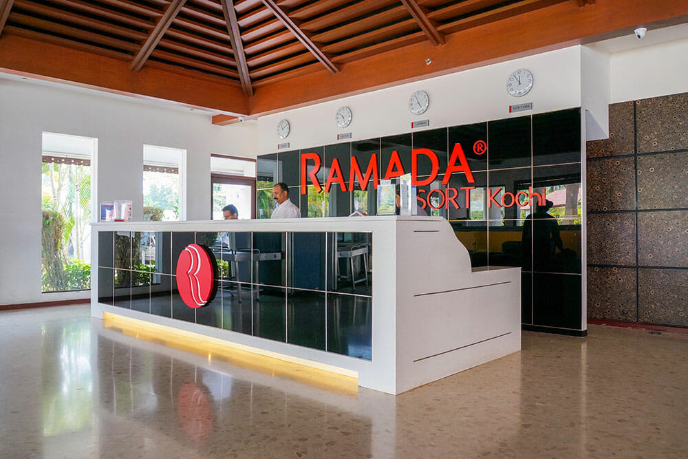 Ramada Cochin Resort Kerala