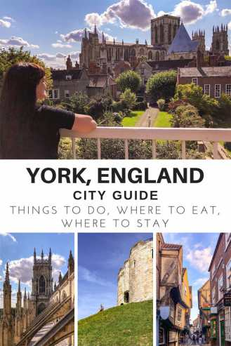 Best things to do and how to spend a weekend in York. If you're planning to spend some time in York, England, check out my recommendations on how to make the most of a weekend in York, including using the York Pass, where to stay, what to eat and the best free attractions in #York! #England #UK