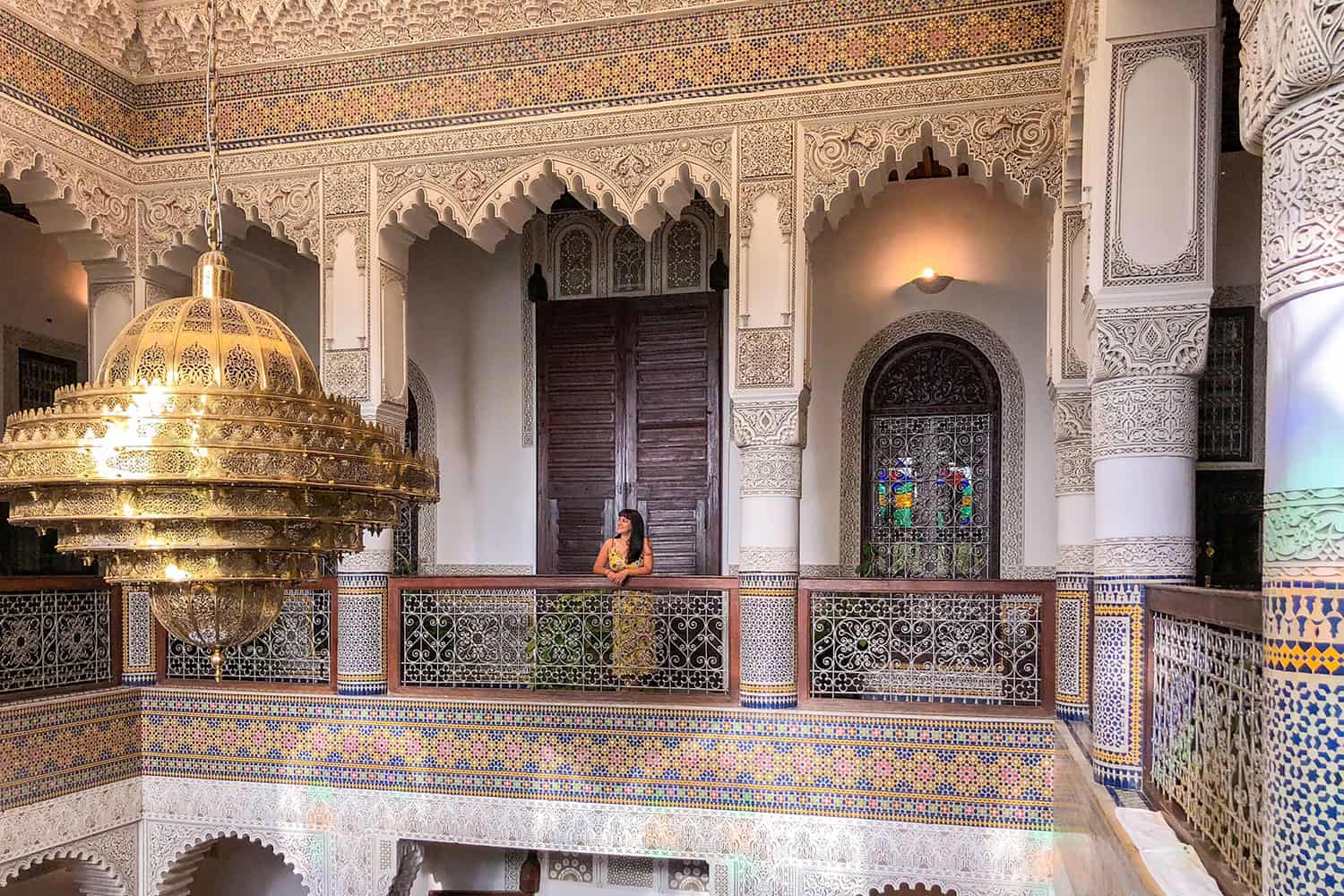 Where to Stay in Fes, Morocco – Should I choose a Moroccan Riad or a Hotel?
