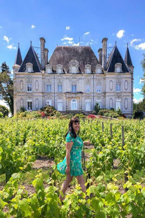 Chateau-Rousseau-de-Siouan,-Medoc-France