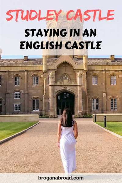Studley Castle, An Adults-Only Getaway in the English Countryside