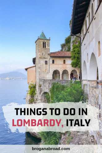 Many people only visit Milan and maybe one of the lakes, but there are many things to do in Lombardy. Here's how to make the most of Lombardy in one week. #Italy #Lombardy #Travel