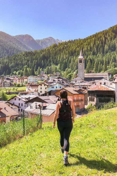 San-Michele-Di-Ossana,-Trentino