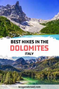 6 Of The Best Hikes In The Dolomites, Italy