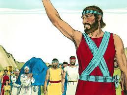 WHEN YOUR JOSHUA DIES