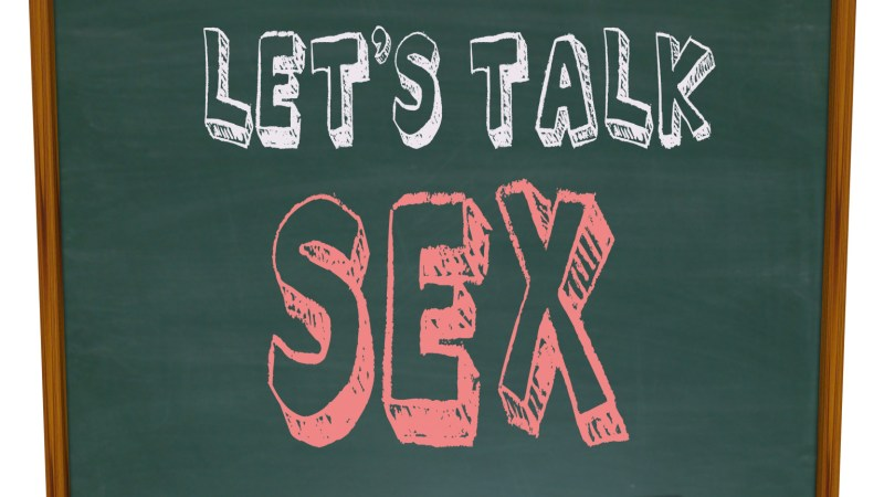 MY BEST SEX EDUCATION AS A TEEN