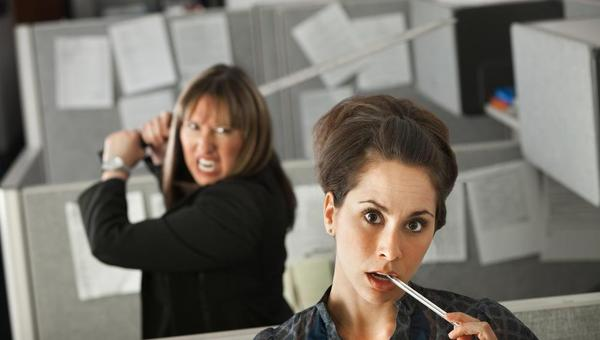 COPING WITH INSECURE PEOPLE AT WORK